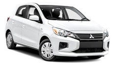 hire mitsubishi mirage miami